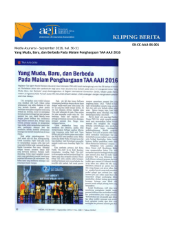 pdf - Asosiasi Asuransi Jiwa Indonesia