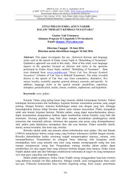 this PDF file - LINGUA: Jurnal Bahasa, Sastra dan