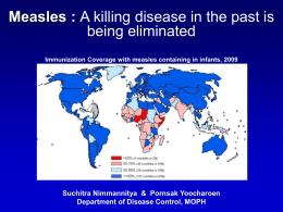 5. Measles