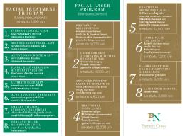 ราคาเริ่มต้น 3,0 - PN Esthetic Clinic