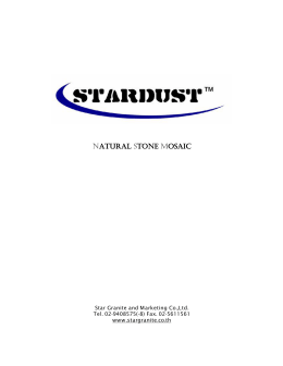 natural stone mosaic - Asia Star International Co., Ltd.