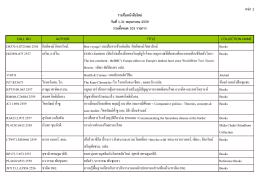 พฤษภาคม 2559 - ศูนย์มานุษยวิทยาสิรินธร