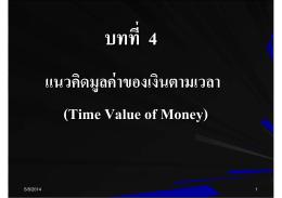 PV ( 1+i)