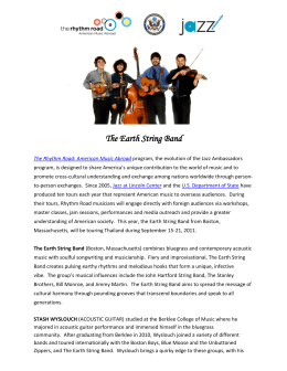 The Earth String Band