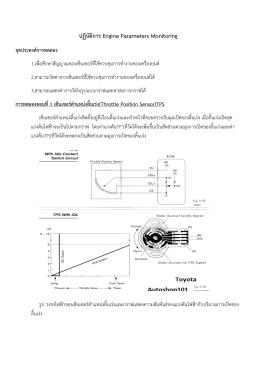 ปฏิบัติการ Engine Parameters Monitoring