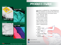 Product TWINE