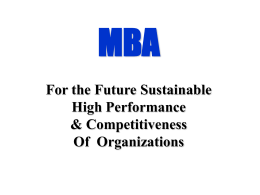 PDF How to Learn MBA