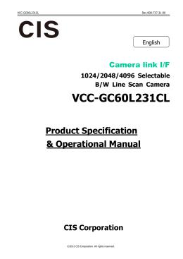 VCC-GC60L231CL
