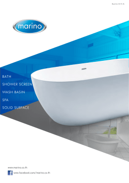 acrylic bath - Marino International