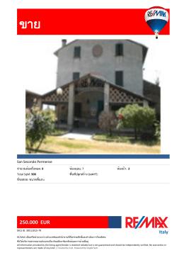 RE/MAX Italy - RE/MAX Kenya