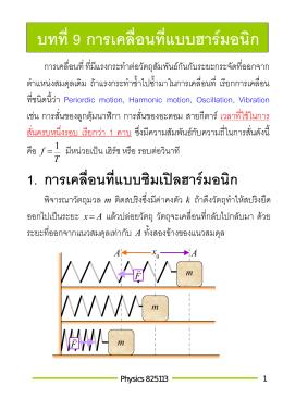 A t - ฟิสิกส์ราชมงคล