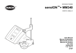 sensION™+ MM340
