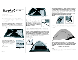 ASSEMBLY INSTRUCTIONS APEX XT TENTS: fig.7