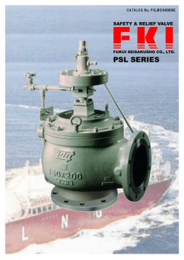 PSL-MD Pilot Valve - future technology supply co., ltd