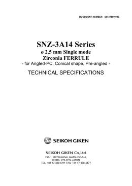 SNZ-3A14 Series