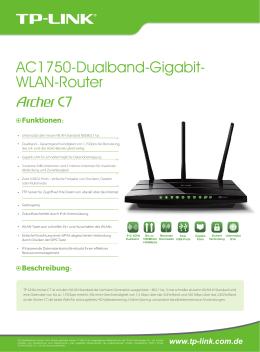 Archer C7 1.0 - TP-Link