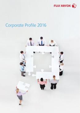Corporate Profile 2016