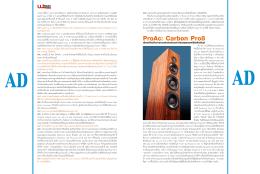 ProAc: Carbon Pro8