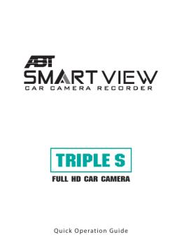 New กล้องบันทึกภาพหน้ารถ รุ่น AE-TC50 - abtsmart