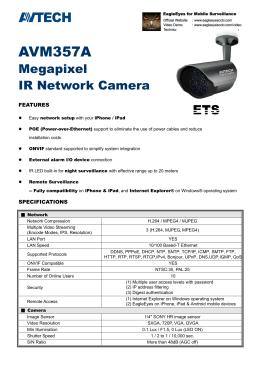 AVM357A - IPcam-shop
