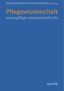 Integrative Pflegeausbildung: Das Stuttgarter
