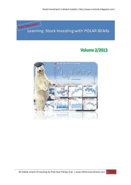 Polar Bear Global Investment Education Vol.2 2013