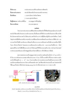2555-ฟิสิกส์-การประกอบระบบ ดีซี แมกนีตรอน สปัตเตอริง