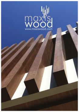 - MAXIS Wood