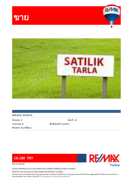 Turkey - RE/MAX Europe
