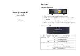 Prestige 660HW