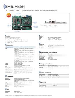 IMB-M40H - ThaiTechno.net