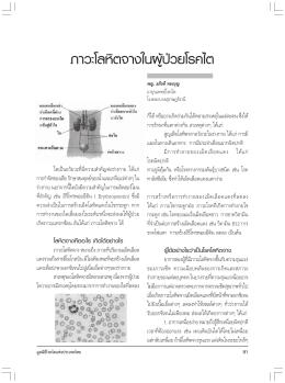 โหลดไฟล์ PDF - มูลนิธิโรคไตแห่งประเทศไทย
