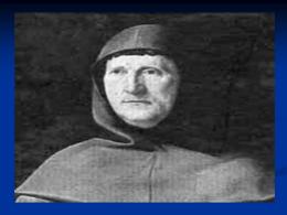 Luca Pacioli ชาตะ 1445 มตะ 19 มิย.1517 San Sepulco in Tuscany