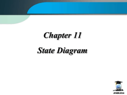 Chapter 11 State Diagram