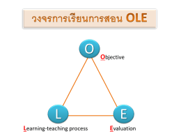 Objective Learning