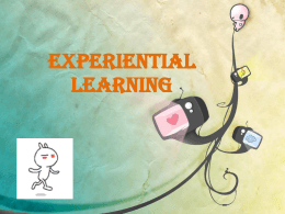 eperriential learning