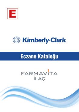 Kimberly Clark Kişisel Bakım Ürünleri Kataloğu