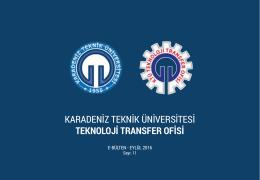 teknoloji transfer ofisi