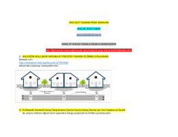 2016-2017 tasarım projesi-1 konu örnekleri