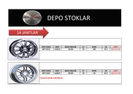 JANT STOK - Srdotomotiv.com