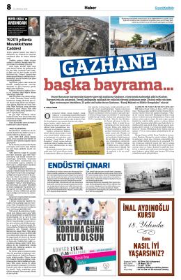 endüstri çınarı - gazete kadıköy