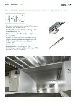 Viking Datenblatt