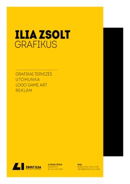 ilia zsolt - Zsolt Ilia Graphic Designer