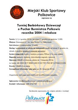 Zaproszenie - KOZKosz.pl