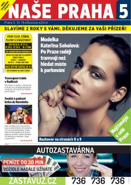 NP5 - 15/2016 - Naše Praha 5