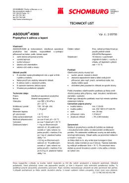 ASODUR -K900