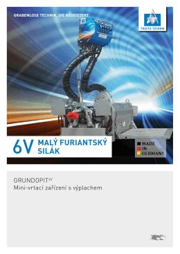 Prospekt nový Grundopit 6V
