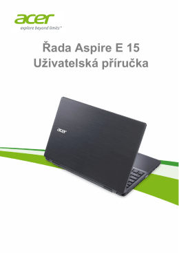 Návod - Acer Aspire R15 (R5-571T-52C1)