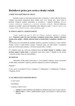 Propozice - Gymnázium Kojetín