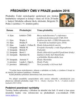 Program ke stažení v PDF